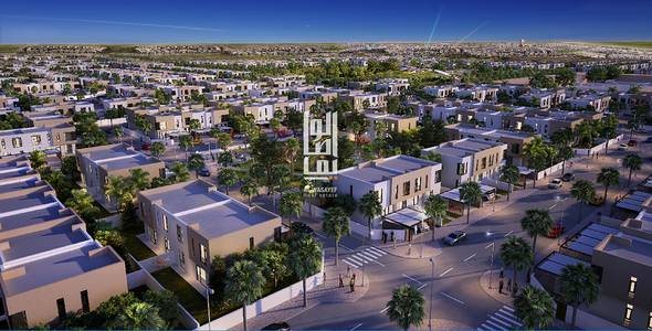 2 & 3 bedroom Bareem Townhouses from AED 899