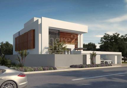 This is Luxurious Villa in West Yas 4BR T2C1 Type.