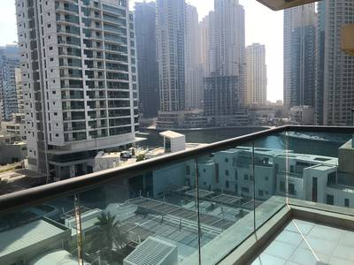 1 Bedroom Flat for Sale in Dubai Marina, Dubai - Partial Marina View Lower Floor in 990K