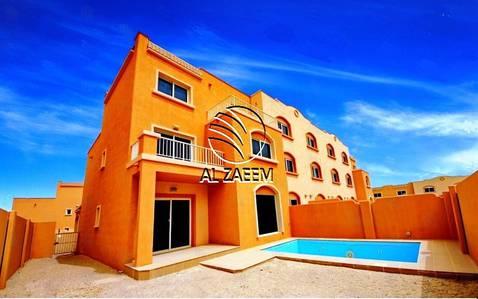 5 Bedroom Villa for Sale in Al Reef, Abu Dhabi - Single Row. 5 Bedroom Villa in Al Reef
