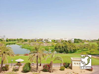 3 Bedroom Villa for Rent in Emirates Hills, Dubai - Type B 3 Bed Full Golf Course + Lake View