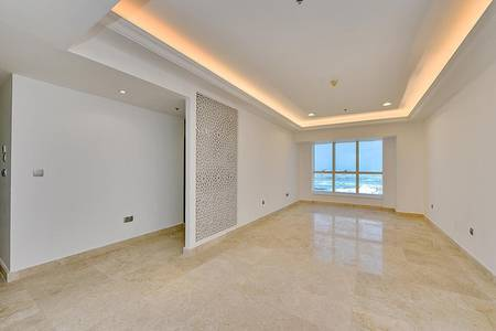 Upgraded | Full Sea View | Unfurnished | 2 Bed + Balcony