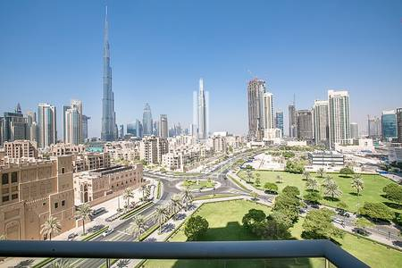 2 Bedroom Apartment for Sale in Downtown Dubai, Dubai - SPACIOUS APARTMENT  |  READY TO MOVE IN!