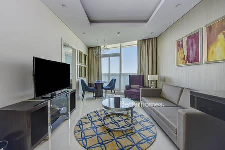 High Floor| Brand new | Balcony | Vacant