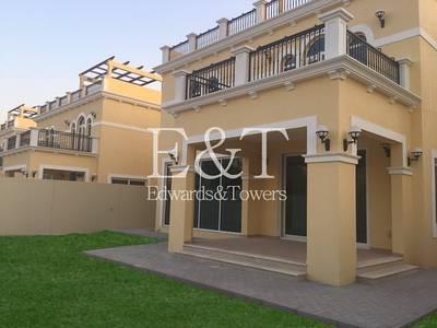 4 Bedroom Villa for Sale in Jumeirah Park, Dubai - Best Deal  Single Row 4 BR Nova Villa