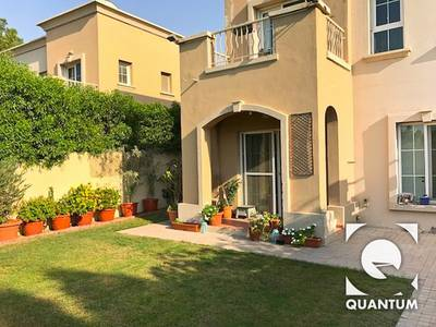 2 Bedroom Villa for Rent in The Springs, Dubai - Exclusive|4E|Wooden Floors|Back To Back