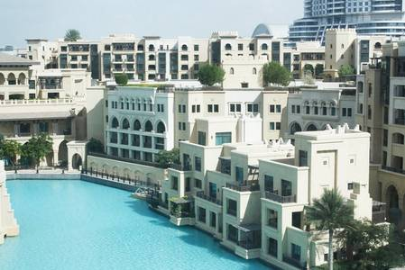 Seeing is believing|2BR with Fountain & Burj View