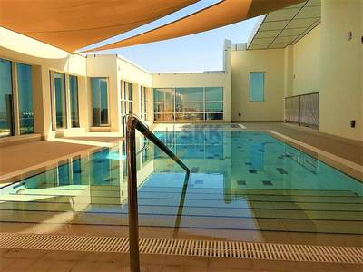 2 Bedroom Apartment for Rent in Al Raha Beach, Abu Dhabi - Big terrace | 2 bed room Apt|Road view |