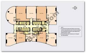 Typical Floor Plan (15,16)