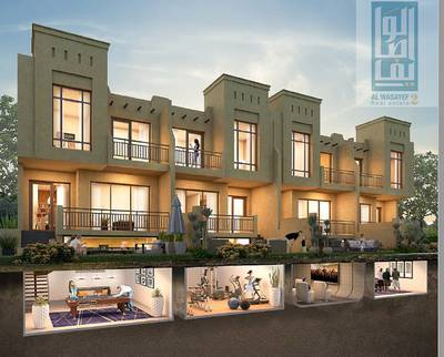 Arabic Villa Easy Instalment Great Investment