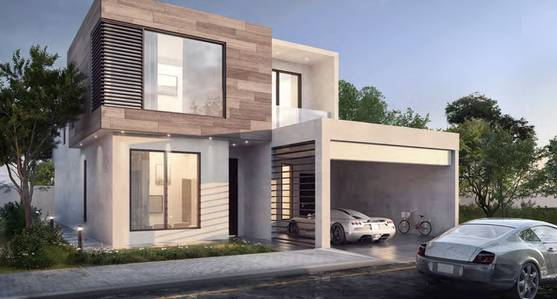 Own a luxury villa in Sharjah 5% Down Payment.