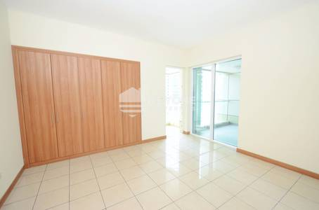 Unfurnished 1 BR|Mid Floor| Sulafa Tower|Dubai Marina