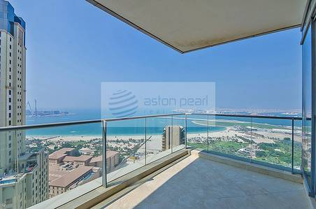 3 Bedroom Apartment for Sale in Dubai Marina, Dubai - TGR | 3 BR + Maid's | Panoramic Sea View