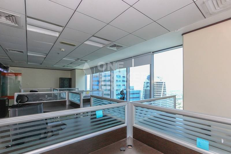44 Furnished and Fitted Office Space in JLT