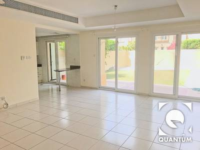 3 Bedroom Villa for Rent in The Springs, Dubai - Back To Back|3M|Well Maintained|Vacant