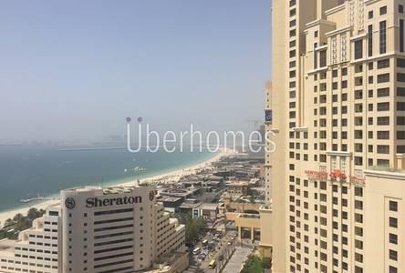3 Bedroom Apartment for Sale in Dubai Marina, Dubai - 3 bedroom apartment with panoramic view