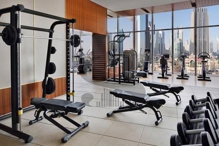 Studio for Rent in Downtown Dubai, Dubai - Hot Deal Studio at The Address Boulevard