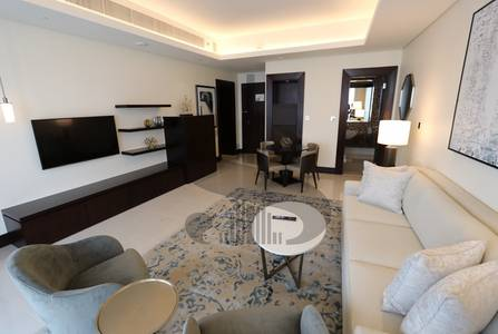 1 Bedroom Apartment for Sale in Downtown Dubai, Dubai - Branded 1BR in The Address Downtown Hotel