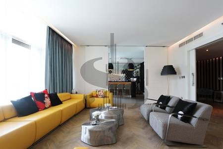 4 Bedroom Apartment for Sale in Al Reem Island, Abu Dhabi - Upgraded 4BR Penthouse / Reem Island / Beach Tower
