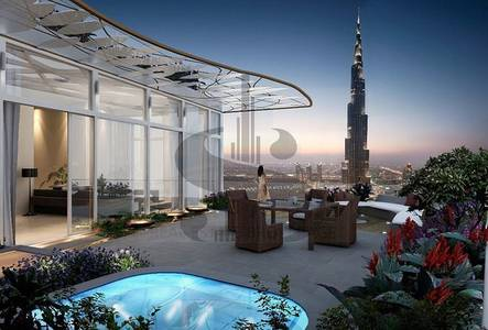 2 Bedroom Apartment for Sale in Downtown Dubai, Dubai - Address  Residence  Sky  View  03 series