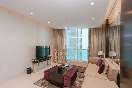 3 Bedroom Flat for Sale in Downtown Dubai, Dubai - Furnished 3 BR Apt  Spectacular Lake View