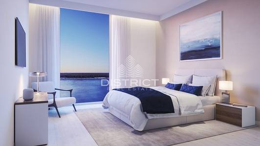 1 Bedroom Flat for Sale in Yas Island, Abu Dhabi - Perfect Investment - Off Plan 1BR in Water's Edge