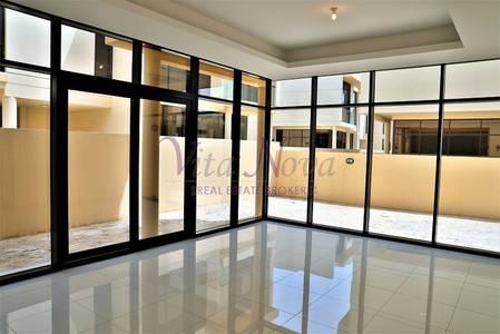 3 Bedroom Villa for Rent in DAMAC Hills (Akoya by DAMAC), Dubai - Landscaped 3 BR PLUS MAID'S ROOM VILLA IN ROCKWOOD