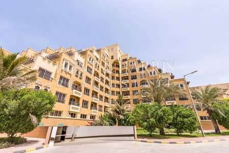 Spacious and on a low floor one bedroom Bab Al Bahr apartment