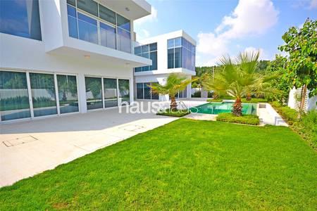 4 Bedroom Villa for Rent in Al Barari, Dubai - Negotiable | Brand new | Pay in 2 Cheque