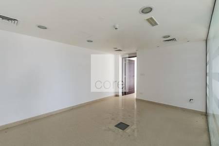 مکتب  للايجار في أبراج بحيرات جميرا، دبي - Fitted office with partitions | Concorde