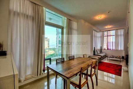 1 Bedroom Flat for Sale in Dubai Marina, Dubai - Bright 1 BR Apt. with Panoramic Sea View