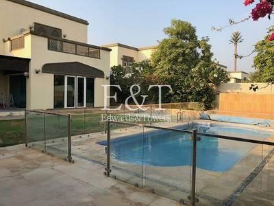 4 Bedroom Villa for Rent in Jumeirah Park, Dubai - JP