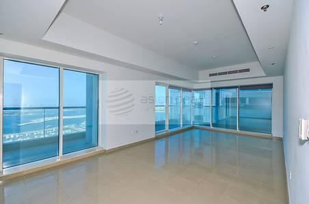 3 Bedroom Apartment for Rent in Dubai Marina, Dubai - Full Sea View|Spacious Unit| Best Layout