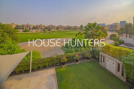 5 Bedroom Villa for Sale in Dubai Sports City, Dubai - Stunning Golf Course Views|Close to pool
