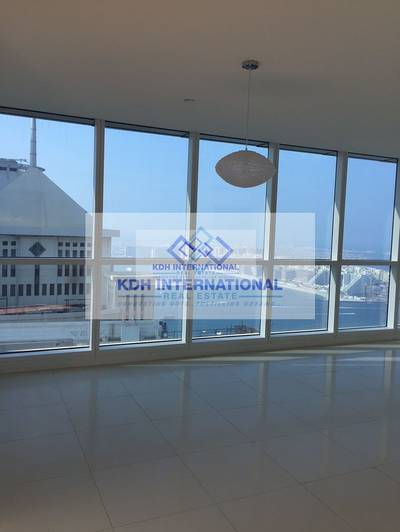 3 Bedroom Apartment for Rent in Dubai Marina, Dubai - Full Sea view| High floor| Chiller Free