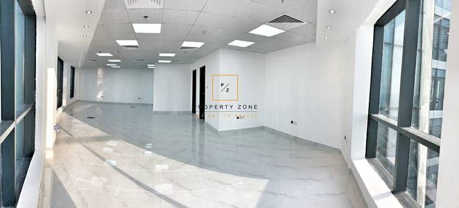 Office for Sale in Business Bay, Dubai - Fitted Office Near to Metro in Regal Tower