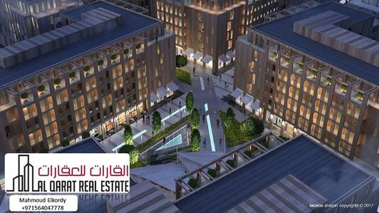 Apartments for sale in the Emirate of Sharjah 290 thousand dirhams only