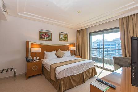 2 Bedroom Hotel Apartment for Rent in Barsha Heights (Tecom), Dubai - Free Housekeeping two bedroom furnished.