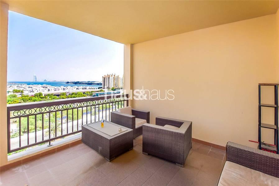 High Floor |  Burj Al Arab View | Vacant