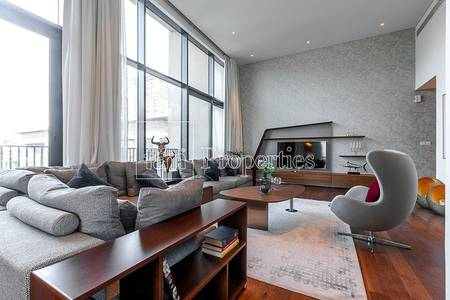 4 Bedroom Penthouse for Sale in Jumeirah, Dubai - The One & Only Penthouse Next To CW Mall