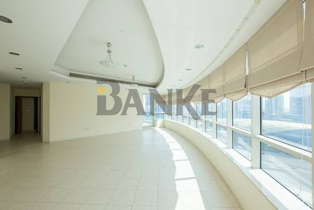 4 Bedroom Apartment for Rent in Dubai Marina, Dubai - Staff Accommodation: 4 BR + Maid  Next to Marina Metro