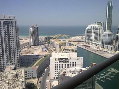3 Bedroom Flat for Sale in Dubai Marina, Dubai - Marina view vacant 3 beds plus maids near to Marina Walk