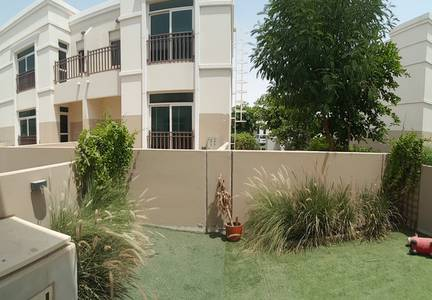 2 Bedroom Villa for Rent in Al Ghadeer, Abu Dhabi - SINGLE ROW 2 BHK TOWN HOUSE OPP CLUB HOUSE  72K ONLY