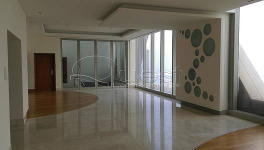 4 Bedroom Flat for Rent in Al Reem Island, Abu Dhabi - Amazing 4 Bed Duplex Penthouse with Own Pool