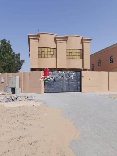 6 Bedroom Villa for Rent in Al Rawda, Ajman - Villa For Rent In Al Rawda Ajman  - Asphalt road