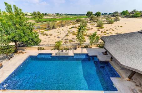 5 Bedroom Villa for Sale in Arabian Ranches, Dubai - Exclusive 5BR Villa  Upgraded  Golf Course View