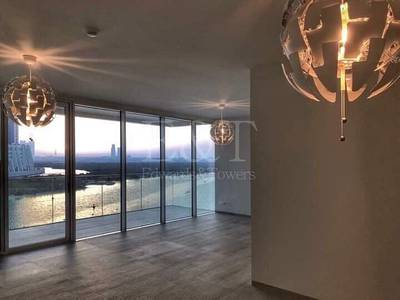 3 Bedroom Apartment for Sale in Al Reem Island, Abu Dhabi - Below Original Price Sea View 3bed+Maids