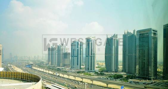 Office for Sale in Dubai Marina, Dubai - Spacious and Bright Office with Marina view in Marina Plaza