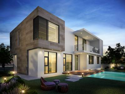 Save your money and do not pay any fees all life and own villa in safety project