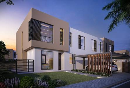 pay 85 th ADE and own cheapest villa with largest area in unique community.